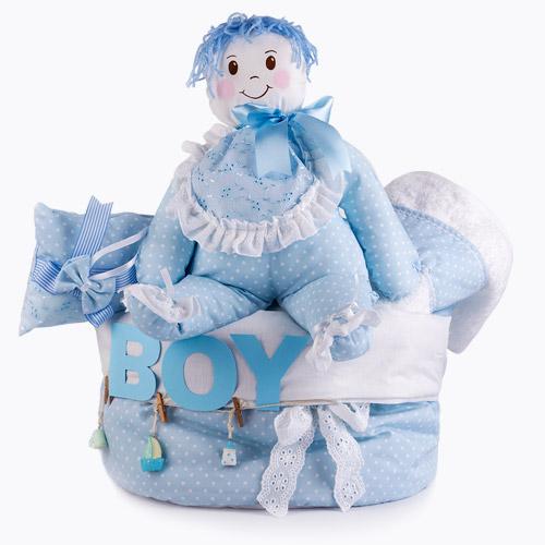 Ιδιαίτερα δώρα για νεογέννητα αγοράκια 7b0b3e3876e